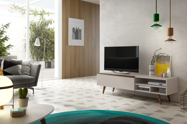 ASPEN ASPTV165H MUEBLE TV